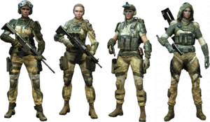 Squad Pandora Skin
