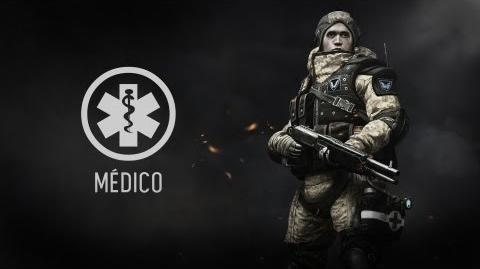 Warface - Médico