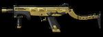 Золотой MAG-7 Render