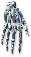 Mercury Hands Module Render