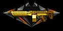 Stoner LMG A1 Warbox Crown