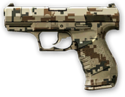 Desert Walther P99