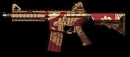 M4 CQB Scarlet Dragon Render