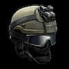 Tactical Rifleman Helmet Render