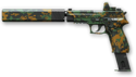 Woodland SIG Sauer P226 C
