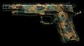 Woodland skin M1911A1