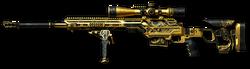 CDX-MC Kraken Gold Render
