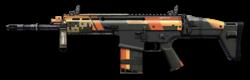 FN SCAR-H Crown Render