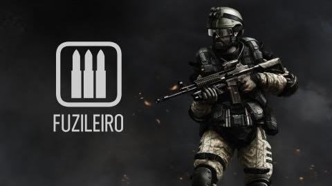 Warface - Fuzileiro
