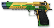 Desert Eagle Brazilian World Cup