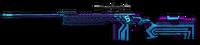 M40A5 Anniversary Skin
