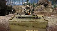 Fuzileiro-cartuchos-municao