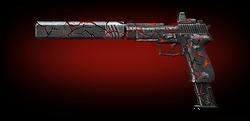 SIG Sauer P226 C Magma Render