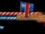 Gingerbread Gun