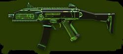 CZ Scorpion EVO 3 A1 Radiation Render