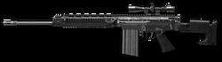 DSA SA58 SPR Render