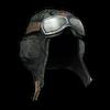 Tank Crew Helmet Render