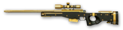 AWM Gold Render