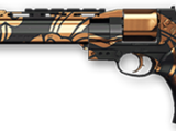 Mateba Autorevolver Black Dragon