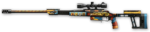 Orsis T-5000 Anubis Render