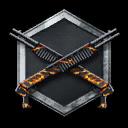 Challenge badge 64