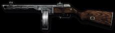 ППШ-41 Render
