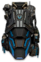 Spectrum Gamma Engineer Vest Render