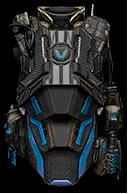 Spectrum Gamma Engineer Vest Render