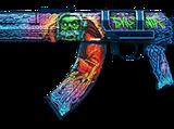 AK-103 Evil Santa