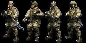 Russian Uniform Skin