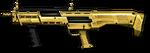 Золотой DP-12 Render