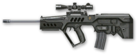 Tavor STAR-21 Render
