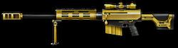 Bushmaster BA50 Gold Render