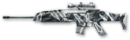 XM8 Sharpshooter Winter Camo Render