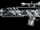 XM8 Sharpshooter Winter Camo