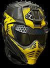 Berserk Rifleman Helmet Render