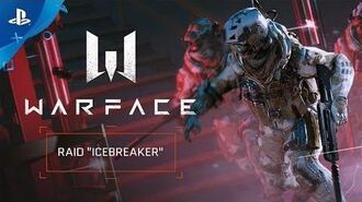 Warface - Raid Icebreaker PS4
