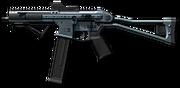 LWRC SMG-45 Render
