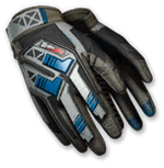 Spectrum Gamma Engineer Gloves Render