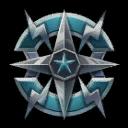 Challenge badge 77