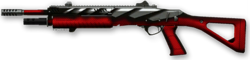 Fabarm STF 12 Compact Cyber Slayer Render