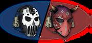 Halloween Helmet Render