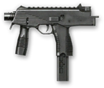B&T MP9 Render