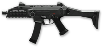 CZ Scorpion EVO 3 A1 Render