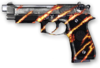 Beretta M9(за короны) Render