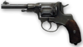 Наган М1895 Render