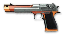 Desert Eagle Crown Render