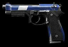 Beretta M9 Anniversary Render