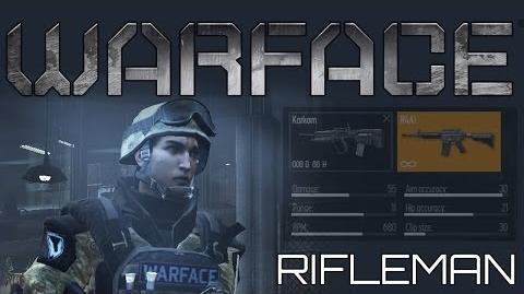 Warface Rifleman