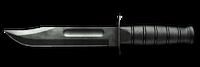 Универсальный Нож Ka-Bar Render